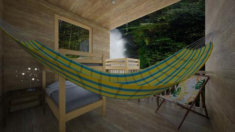 tree house remix - Bedroom  - by SammyJPili
