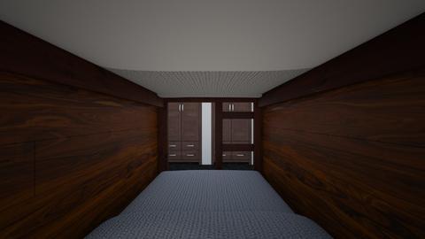 Dorm Room For Six 4 - Bedroom  - by SammyJPili