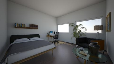 dedde - Bedroom  - by qpabloquiroga