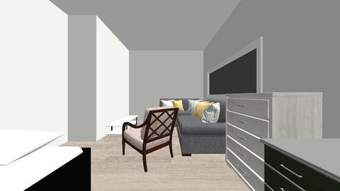 Oudeweg 37_1_alt - Bedroom  - by IdsvD