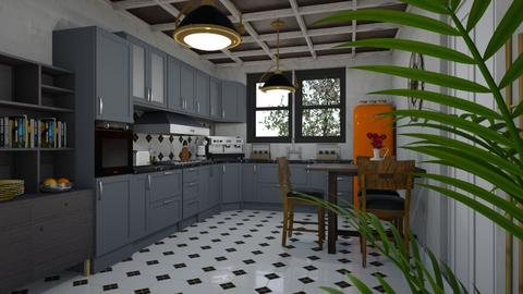 Ada Bart - Eclectic - Kitchen - by AdaBart