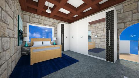 t - Bedroom - by timmyandsamu