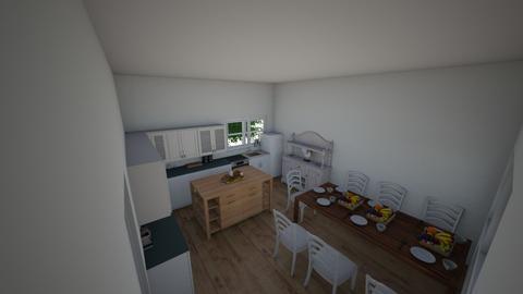 my room - Kitchen  - by Kai770