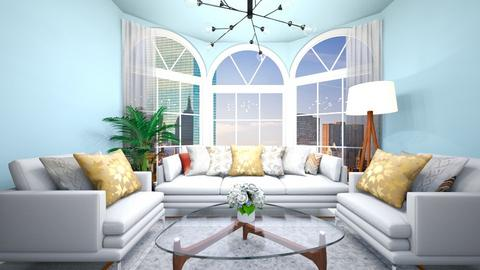 Living Room - Vintage - Living room  - by Agamanta