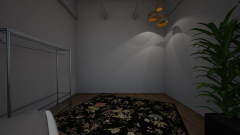 Scandinavian Boho 2 - Bedroom - by lsrrzn