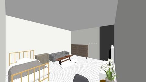 my bedroom - Bedroom - by wajih