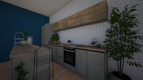 kitchen 1 - Kitchen  - by Daphne Martin