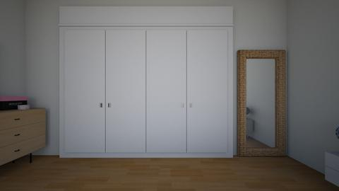 habitacion Daniela  - Bedroom  - by danielavazquezviso