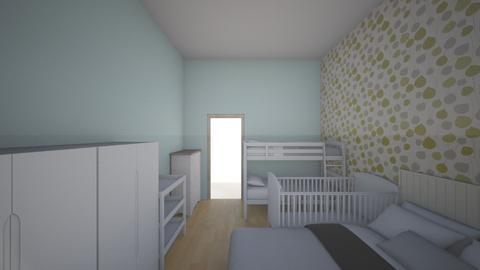Shared bedroom - Bedroom  - by mcanna1