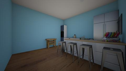 fun kitchen - Kitchen  - by pandamasterwon