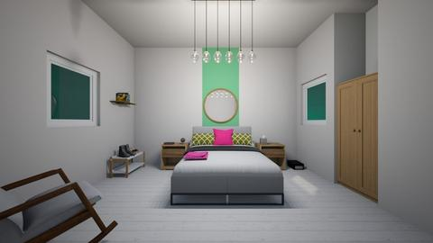 For Annabeth_Chase7 - Bedroom  - by greekgirl37