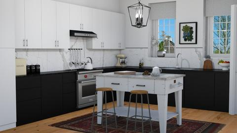 K I T C H E N - Classic - Kitchen  - by lovedsign