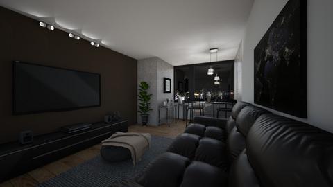 House Bar - Living room - by rebeca_scmoraes