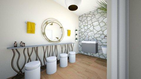 Beauty Fair - Bathroom  - by InspiredRK