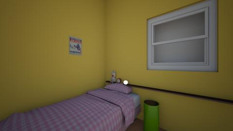 quarto da sakura - Feminine - Bedroom  - by Sakura Kinomoto