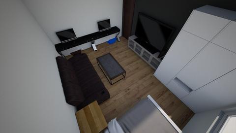 my room  - Eclectic - Bedroom  - by 7_d_iii
