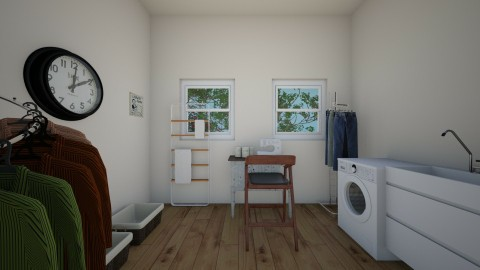 Vintage Laundry - Classic - by elisa sagie