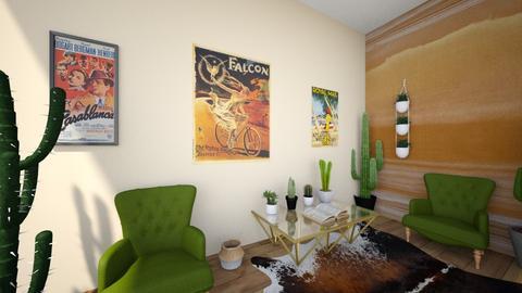 Western 5_15_20 - Living room - by Beetle0212