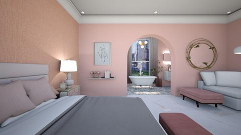 Blush - Bedroom  - by heyfeyt