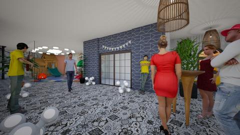 Restaurant deschidere - by TusaTimea