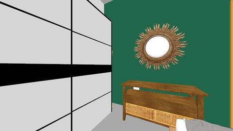 Bedroom P4 - Modern - Bedroom  - by MissChellePh