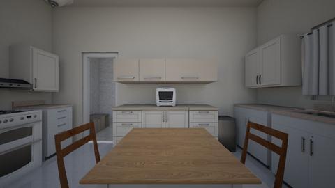 Compact Urban Kitchen - Kitchen  - by WestVirginiaRebel