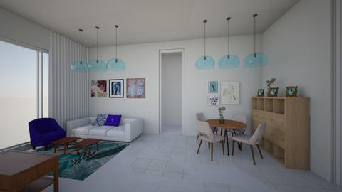 ifat9 - Living room  - by ilanitrusso