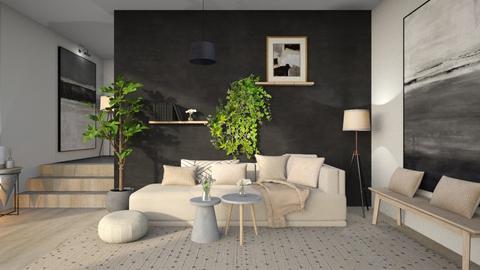 floor lamps 1 - Living room  - by djoleitaca