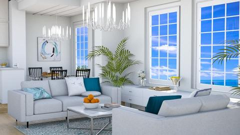 Refresh - Modern - Living room  - by millerfam