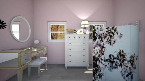 desk - Vintage - Bedroom - by sejal_j16