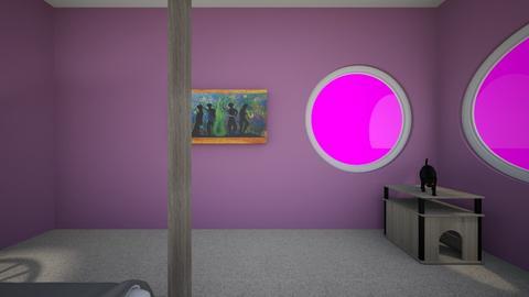 my room - Bedroom  - by mysticmoon989