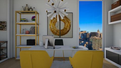 157 EAST - Office - by flacazarataca_1