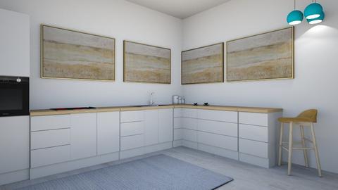 Sand - Kitchen  - by Designer 10