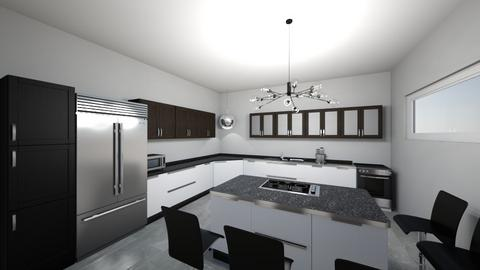 Kitchen Design - Kitchen  - by sdiers22