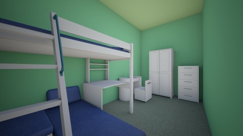 my new room - Bedroom - by xXBubblelGumlGirlXx