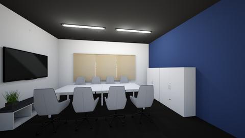 v meeting room 1 - Office  - by Amarasena