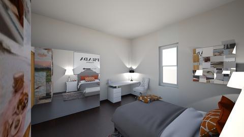 assignment - Bedroom  - by hazelmccarthyy