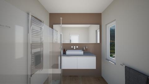 Cologno nostro bagno3 - Bathroom - by natanibelung