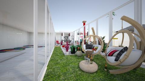 Living Room 1 - by Sasha Noronha