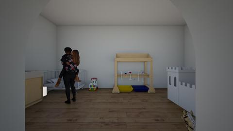 Fabienne Bedroom - Kids room - by puppygirl736