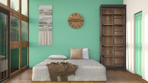 Sage - Modern - Bedroom  - by Norbosa