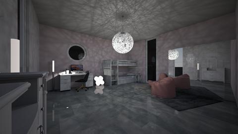 kids bedroom - Kids room  - by Arianna1000