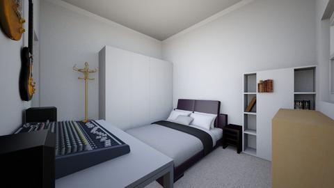Bedroom - Bedroom  - by stig Nielsen