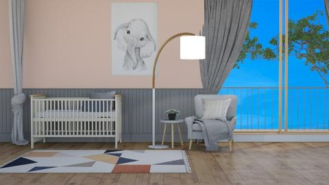 nursery - Kids room  - by annie_rose