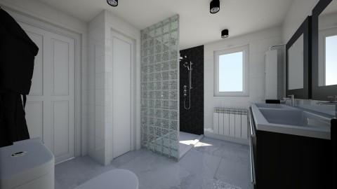 newbath - Bathroom - by ceciliadamian