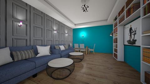 living room1 - Living room - by mohamed555