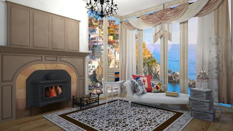 the french style - Living room  - by belly bel bel