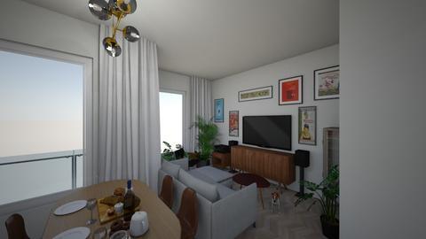 86 - Living room  - by TDB Nieruchomosci