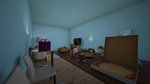 Floor 3  - Modern - by chiaojt