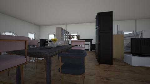 MY FUTURE HOUSE - Living room  - by nier